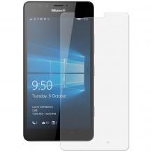 Скрийн протектор / Screen Protector / за дисплей на Microsoft Lumia 950