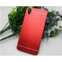 Луксозен твърд гръб MOTOMO за HTC Desire 650 - червен