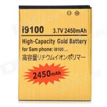 Подсилена батерия за Samsung Galaxy S2 I9100 / Samsung SII Plus I9105 - 2450mAh