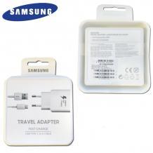 Оригинално зарядно 220V за Samsung Galaxy Note 9 / Fast Charger / Type C - 2000 mAh