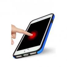 Луксозен твърд гръб Magic Skin 360° FULL за Samsung Galaxy A20e - син