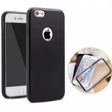 Луксозен твърд гръб Magic Skin 360° FULL за Samsung Galaxy A20e - черен