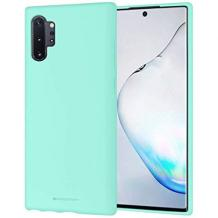 Силиконов калъф / гръб / TPU за Samsung Galaxy Note 10 Plus N976- мента