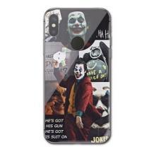 Луксозен стъклен твърд гръб за Huawei P Smart Z - Joker