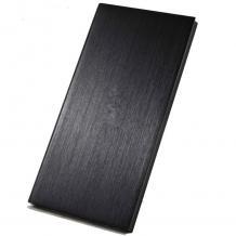 Универсална метална външна батерия / Universal Metal Power Bank / 12000mAh - черна
