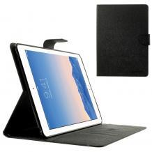 """Кожен калъф Flip тефтер Mercury GOOSPERY Fancy Diary със стойка за Samsung Galaxy Tab A 8.0"""" T350 - черен"""