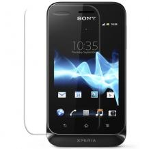 """Скрийн протектор """"ANTI GLARE МATTE"""" за Sony Xperia Tipo"""