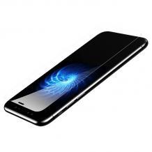Удароустойчив извит скрийн протектор / 3D full cover Screen Protector за дисплей на Apple iPhone X