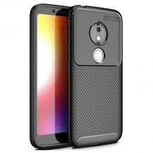 Луксозен силиконов калъф / гръб / TPU Auto Focus за Nokia 7.2 - черен / Carbon