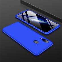 Твърд гръб Magic Skin 360° FULL за Samsung Galaxy A10s - син