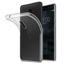 Силиконов калъф / гръб / TPU за Nokia 3.2 - прозрачен