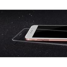 3D full cover Tempered glass screen protector Apple iPhone 6/ iPhone 6S / Извит стъклен скрийн протектор за Apple iPhone 6 /iPhone 6S- прозрачен