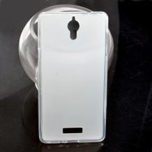 Силиконов калъф / гръб / TPU за Coolpad Modena 2 - прозрачен / мат