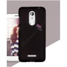 Силиконов калъф / гръб / TPU за Motorola Moto X Play - черен / мат