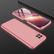 Твърд гръб Magic Skin 360° FULL за Huawei P40 Lite - Rose Gold