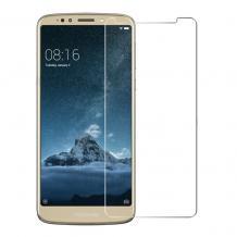 Скрийн протектор / Screen protector / за Motorola Moto E5 - прозрачен