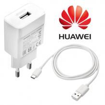 Оригинално зарядно устройство Quick Charge Type-C 220V за Huawei P30 Pro