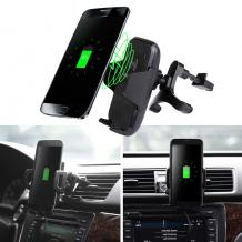 Универсална стойка за кола / Wireless Charger Vehicle Dock за Samsung Galaxy S8 G950 / Samsung Galaxy S8 Plus G955 / Samsung Galaxy Note 8 N950