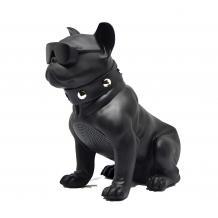 Bluetooth тонколона AeroBull / AeroBull Portable Bluetooth Speaker - черна / куче