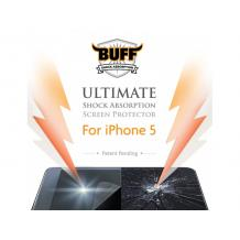 Удароустойчив скрийн протектор / Buff Ultimate Shok Absorption Screen Protector / за дисплей на BlackBerry Q10