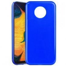 Силиконов калъф / гръб / TPU NORDIC Jelly Case за Huawei Mate 30 Pro - син