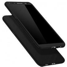 Твърд гръб Magic Skin 360° FULL за Xiaomi Redmi Note 8 Pro - черен