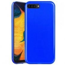 Силиконов калъф / гръб / TPU NORDIC Jelly Case за Apple iPhone 6 / iPhone 6S - син