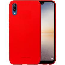 Силиконов калъф / гръб / TPU MOLAN CANO Jelly Case за Huawei Honor 20 / Huawei Nova 5T - червен / мат