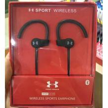 Стерео Bluetooth / Wireless слушалки JBL X UA180 /sport/ - черни