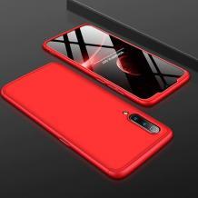 Твърд гръб Magic Skin 360° FULL за Xiaomi Mi 9 - червен