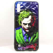 Луксозен твърд гръб 3D за Apple iPhone 7 Plus / iPhone 8 Plus - Joker / призма