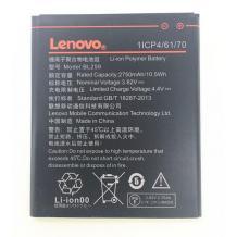 Оригинална батерия BL259 за Lenovo K5 / K5 Plus / A6020 - 2750mAh