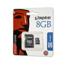Micro SD 8 Gb HC Kingston