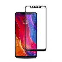 Удароустойчив протектор / Nano Flexible Screen Protector за дисплей на Xiaomi Mi 8 - черен