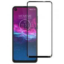 3D full cover Tempered glass Full Glue screen protector Huawei Mate 30 / Извит стъклен скрийн протектор с лепило от вътрешната страна за Huawei Mate 30 - черен