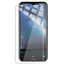 Стъклен скрийн протектор / 9H Magic Glass Real Tempered Glass Screen Protector / за дисплей нa Nokia 3.1 2018