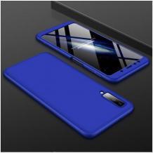 Твърд гръб Magic Skin 360° FULL за Huawei Honor 20 / Huawei Nova 5T - син