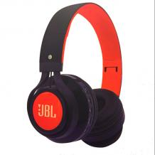 Стерео слушалки Bluetooth / Wireless Headphones / безжични слушалки JBL S110 - черно с червено