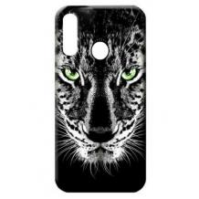 Силиконов калъф / гръб / TPU LUXO за Huawei Honor 20e  - леопард
