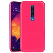 Силиконов калъф / гръб / TPU NORDIC Jelly Case за Huawei Mate 20 Lite - цикламен