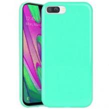 Силиконов калъф / гръб / TPU NORDIC Jelly Case за Apple iPhone 7 / iPhone 8 - мента