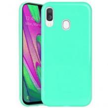 Силиконов калъф / гръб / TPU NORDIC Jelly Case за Huawei P Smart Z / Y9 Prime 2019 - мента