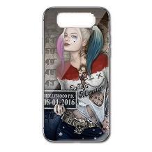 Луксозен стъклен твърд гръб за Samsung Galaxy S10 - Poker Face Girl