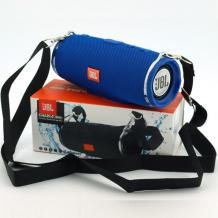 Bluetooth тонколона JBL Charge3 mini A+ / JBL Charge3 mini A+ Portable Bluetooth Speaker - синя