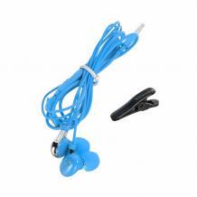 Стерео слушалки Mosidun Classic 3.5mm за смартфон - сини