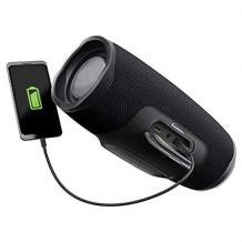 Bluetooth тонколона JBL Charge 4 / JBL Charge 4 Portable Bluetooth Speaker - черна