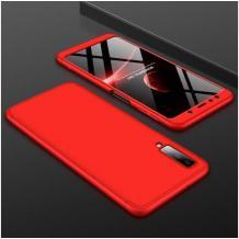 Твърд гръб Magic Skin 360° FULL за Xiaomi Redmi Mi A3 - червен