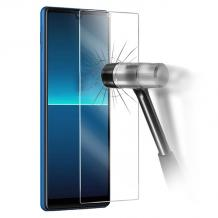 Стъклен скрийн протектор / 9H Magic Glass Real Tempered Glass Screen Protector / за дисплей на Sony Xperia L4