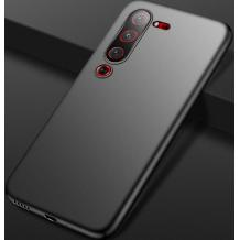 Силиконов калъф / гръб / TPU за Lenovo Z6 Pro - черен / мат