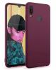 Силиконов калъф / гръб / TPU за Motorola One Action - лилав / мат